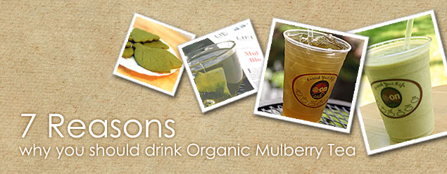 7 Reasons why you should drink Eon's Mulberry Tea